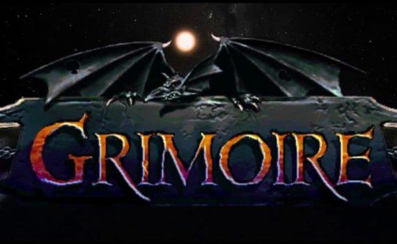 Grimoire Heralds of the Winged Exemplar